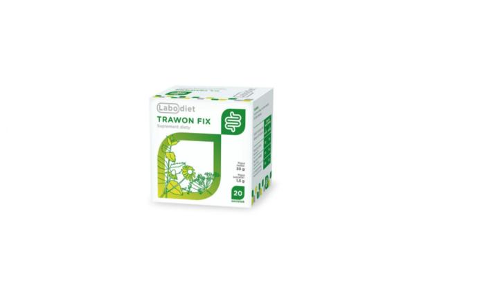 Trawon Fix ziołowe suplementy diety Labofarm